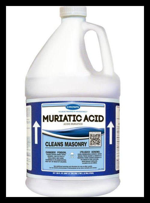 quimico para limpiar inodoros