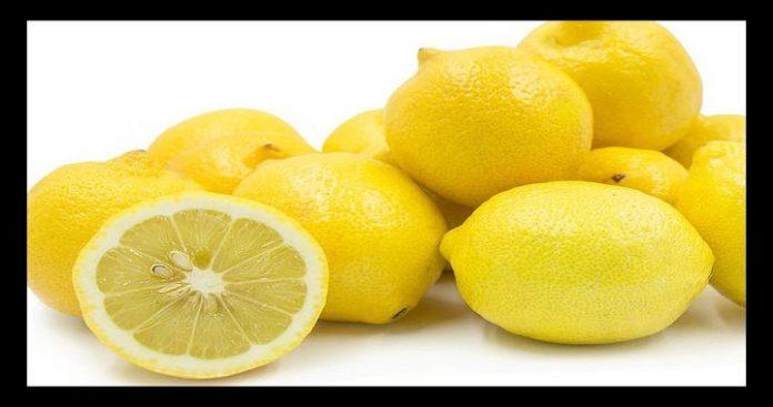 limon para limpiar el hogar