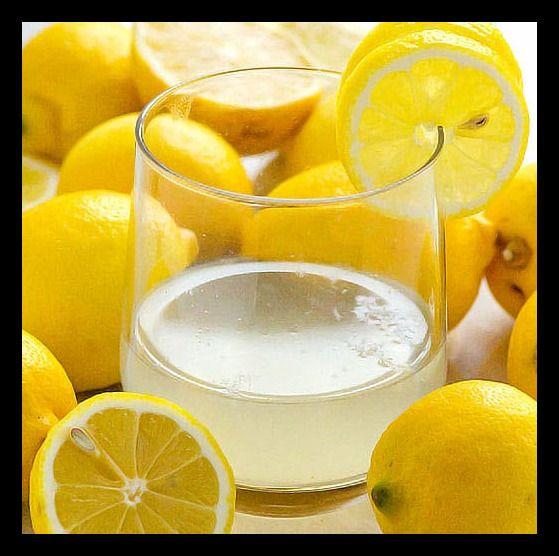usar limon para el estomago