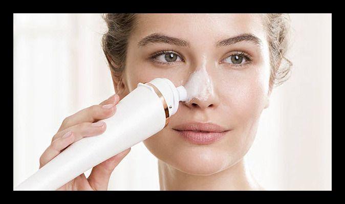 limpieza de la piel en casa