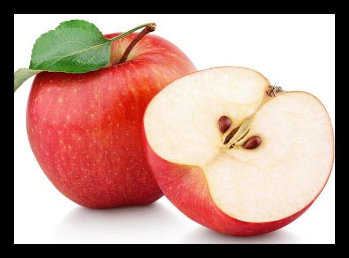 jugo de manzana para el colon